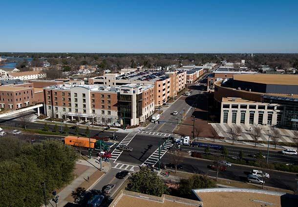 Hotels Close To Norfolk State University