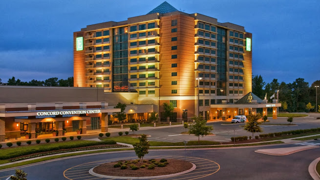 embassy suites charlotte concord 5400 john q hammons dr nw concord nc ...